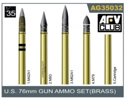 Accessories Afv Club for tanks 1-35 scale AG3532