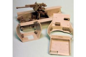Resin kit accessories Brach Models BM012