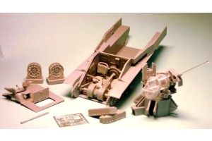 Resin kit accessories Brach Models BM022