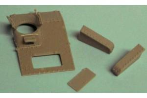 Resin kit accessories Brach Models BM033
