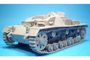 Resin kit tanks  Brach Models BM052