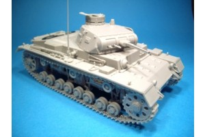 Resin kit tanks  Brach Models BM059