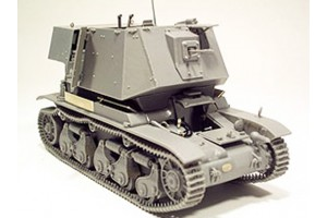 Resin kit tanks  Brach Models BM082