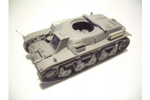 Resin kit tanks  Brach Models BM083