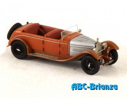 Finished cars Brianza 1-43 scale ABC331