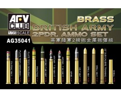 Accessories Afv Club for tanks 1-35 scale AG35041