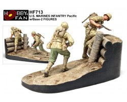 Resin Kit figures HF713