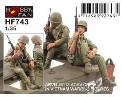Resin Kit figures HF743