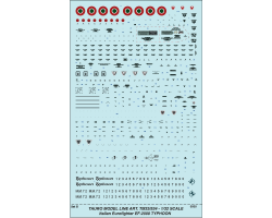 Decals Tauro Model TM32534