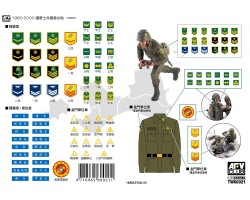 Accessories Afv Club for tanks 1-35 scale TW60021