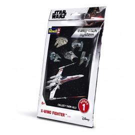 Plastic kit spaceship RE01101