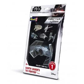 Plastic kit spaceship RE01102