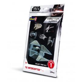 Plastic kit spaceship RE01103