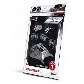 Plastic kit spaceship RE01104