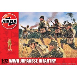 Plastic kits figures A01718