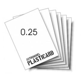 Plasticard CP025