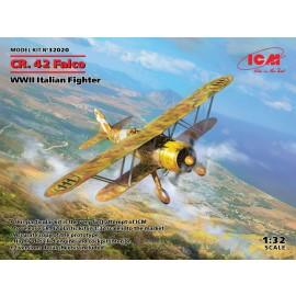 Plastic kit planes ICM32020