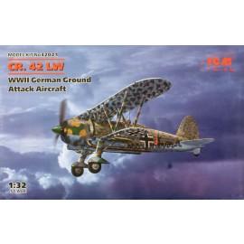 Plastic kit planes ICM32021