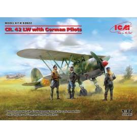 Plastic kit planes ICM32022