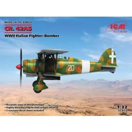 Plastic kit planes ICM32023