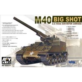 Plastic kits tanks AF35031