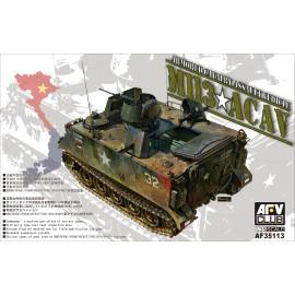 Plastic kits tanks AF35113