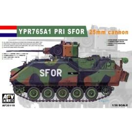 Plastic kits tanks AF35119