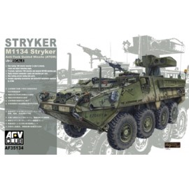 Plastic kits tanks AF35134