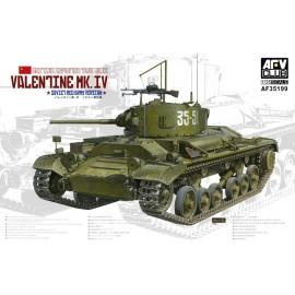 Plastic kits tanks AF35199