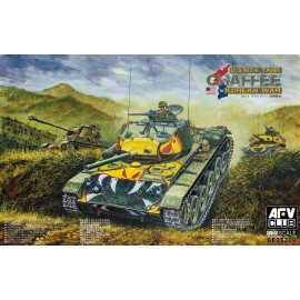 Plastic kits tanks AF35209