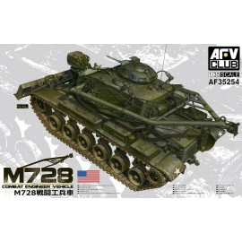 Plastic kits tanks AF35254