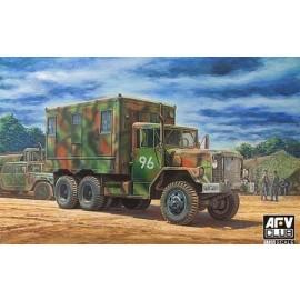 Plastic kits tanks AF35304