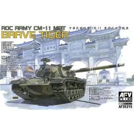Plastic kits tanks AF35315