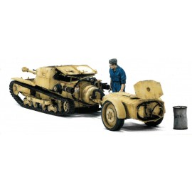 Resin kit tanks Model Victoria MV40106