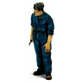 Resin kit figures Model Victoria MV40107