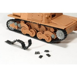 Resin kit tanks Model Victoria MV4082