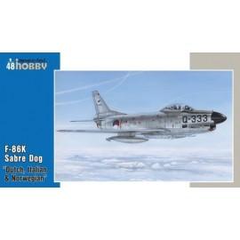 Plastic kit planes SH48123