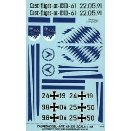 Decals Tauro Model TU48539