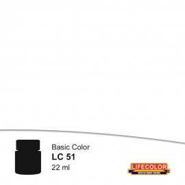 Acrylic colours Lifecolor Basic gloss LC51