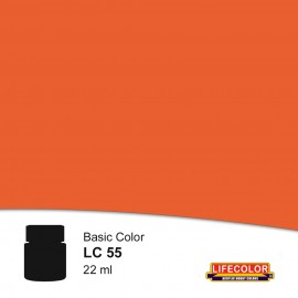 Acrylic colours Lifecolor Basic gloss LC55