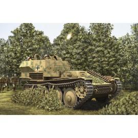 Plastic kit tanks HB80140