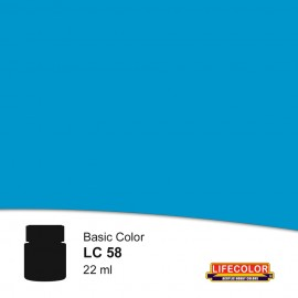 Acrylic colours Lifecolor Basic gloss LC58