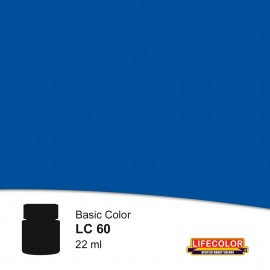 Acrylic colours Lifecolor Basic gloss LC60