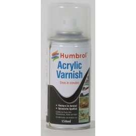 Humbrol spray colours AD6035