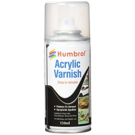Humbrol spray colours AD6049