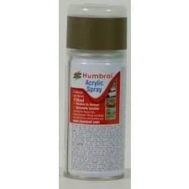 Humbrol spray colours AD6155