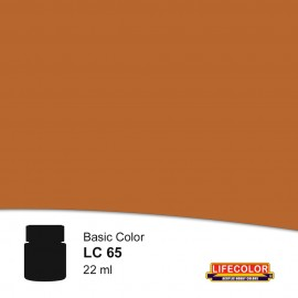 Acrylic colours Lifecolor Basic gloss LC65