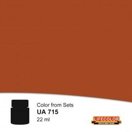 Acrylic colours Lifecolor UA715