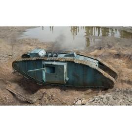 Plastic kit tank  MB72005