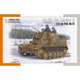 Plastic kit tanks SA72020